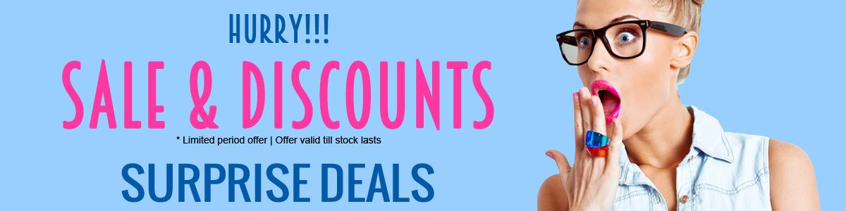 Surprise Deals